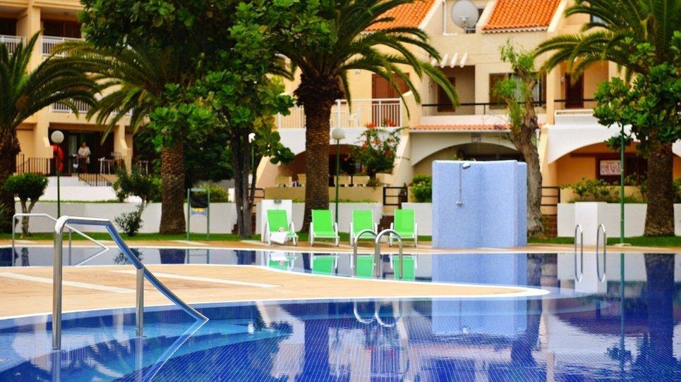 PISCINA ADULTOS Hotel Coral Compostela Beach