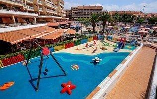 Juegos infantiles Hotel Coral Compostela Beach