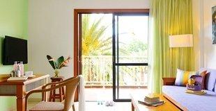 Apartamento a2 vista piscina Hotel Coral Compostela Beach