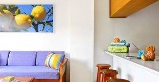 Apartamento a2 vista mar Hotel Coral Compostela Beach