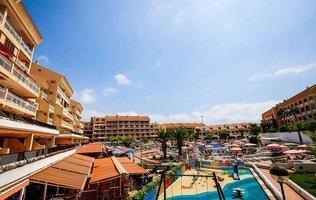 Exteriores Hotel Coral Compostela Beach