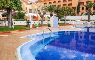 Piscina exterior Hotel Coral Compostela Beach
