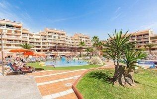 Terraza Hotel Coral Compostela Beach
